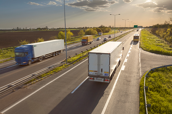 Truckers play an important role in commerce and life.