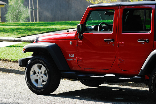 Jeep Wrangler - Car Maintenance Tips