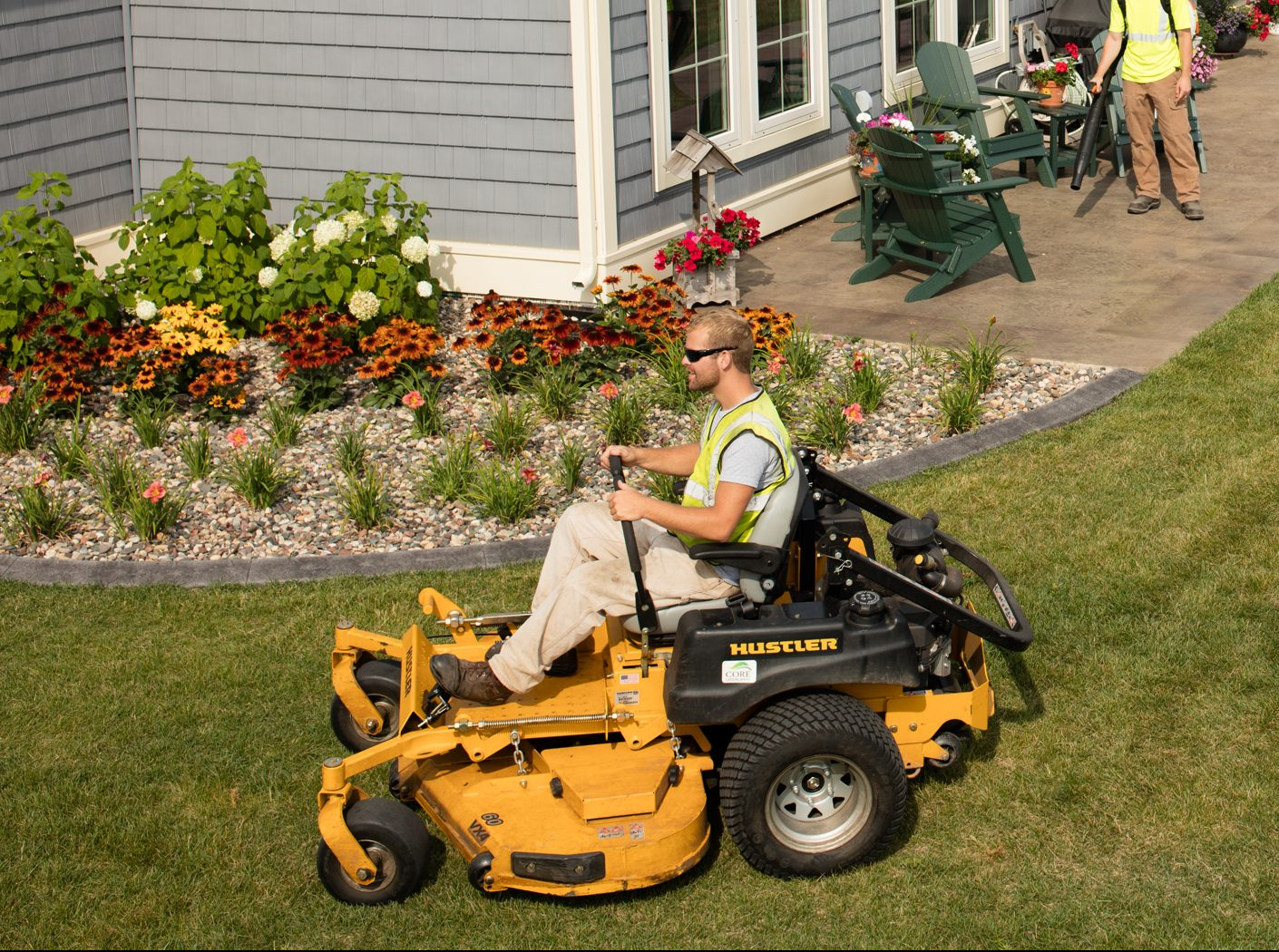 Zero-turn mower best maintenance practices