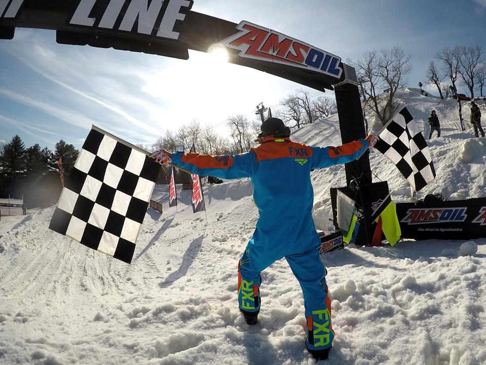 Snocross Finale Lake Geneva 2017
