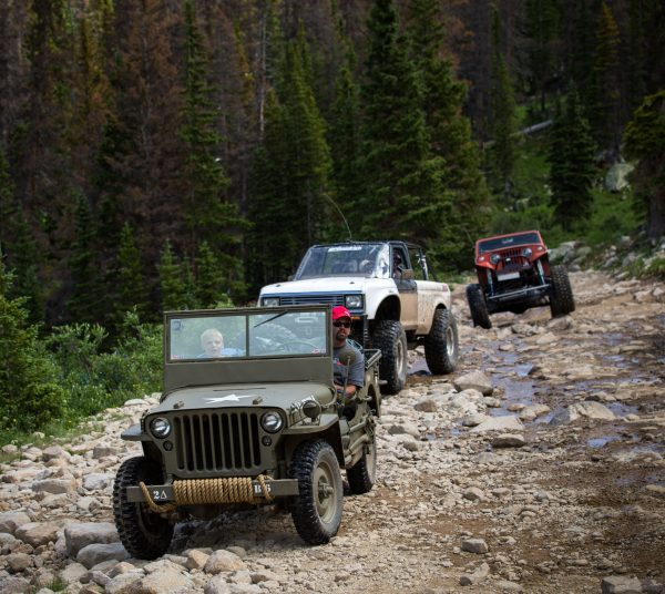 willys jeep Expedition Colorado