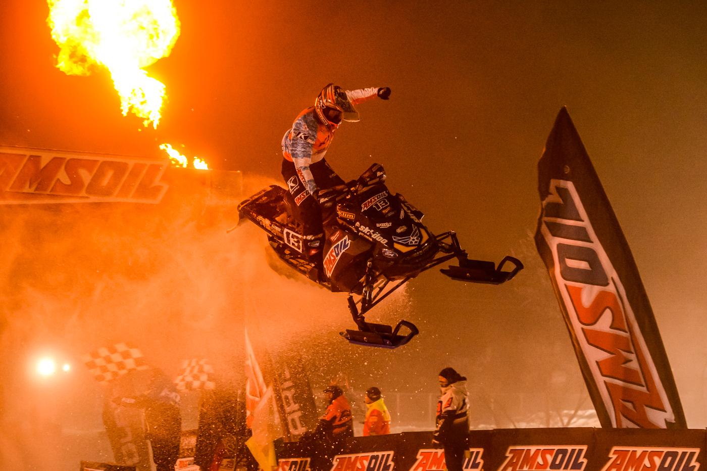 AMSOIL Championship Snocross ERX